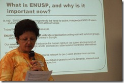 Brussels; ENUSP/MHE Capacity Building Conference (1/6)