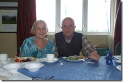 Joe Finegan's 85th Birthday Celebrations.  St. Patrick's Clubrooms, Lordship.  10 July 2011. (4/6)
