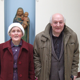 Eva Hamill's Retirement as Sacristan (1/6)